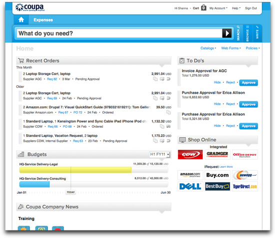 New coupa release updated ui features same opinionated Www home interior com