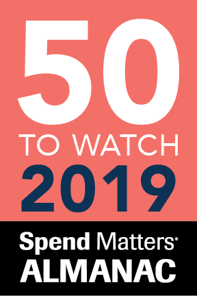 50 to Watch badge