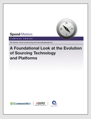 Evolution of Sourcing Technology and Platforms Cover Image