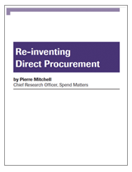 Re-inventing Direct Procurement Cover Image