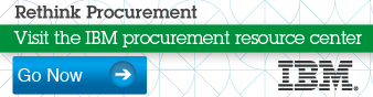 Visit the IBM procurement resource center