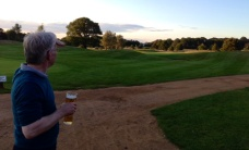 Golf me and drink