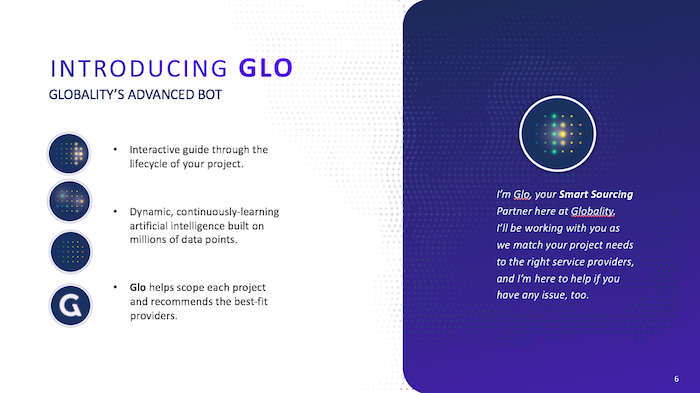 Introducing Glo