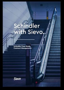 Schindler - Contract Management