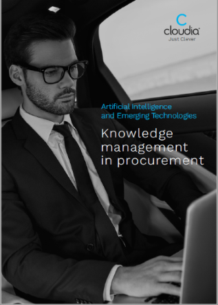 AI Knowledge Management in Procurememnt