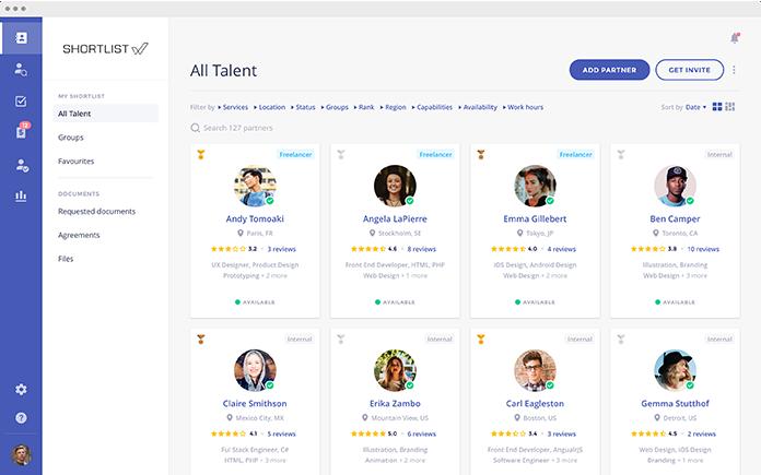 Internal IC Talent Pool