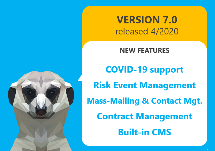 Just released: Meercat version 7