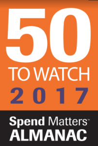 Spend Matters Top 50 Procurement Providers to Watch