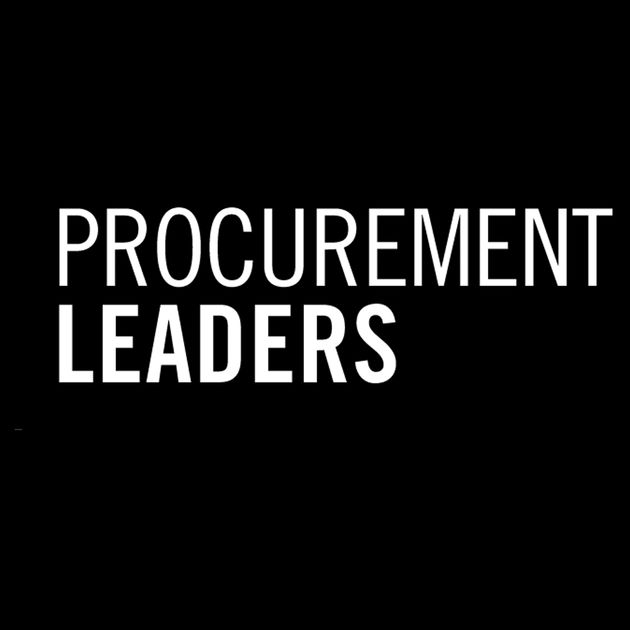 Procurement Leaders Global Procurement Awards Finalist
